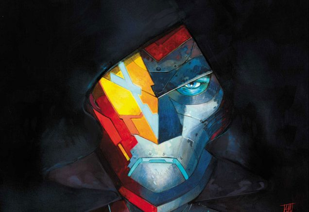 Infamous Iron Man Doctor Muerte
