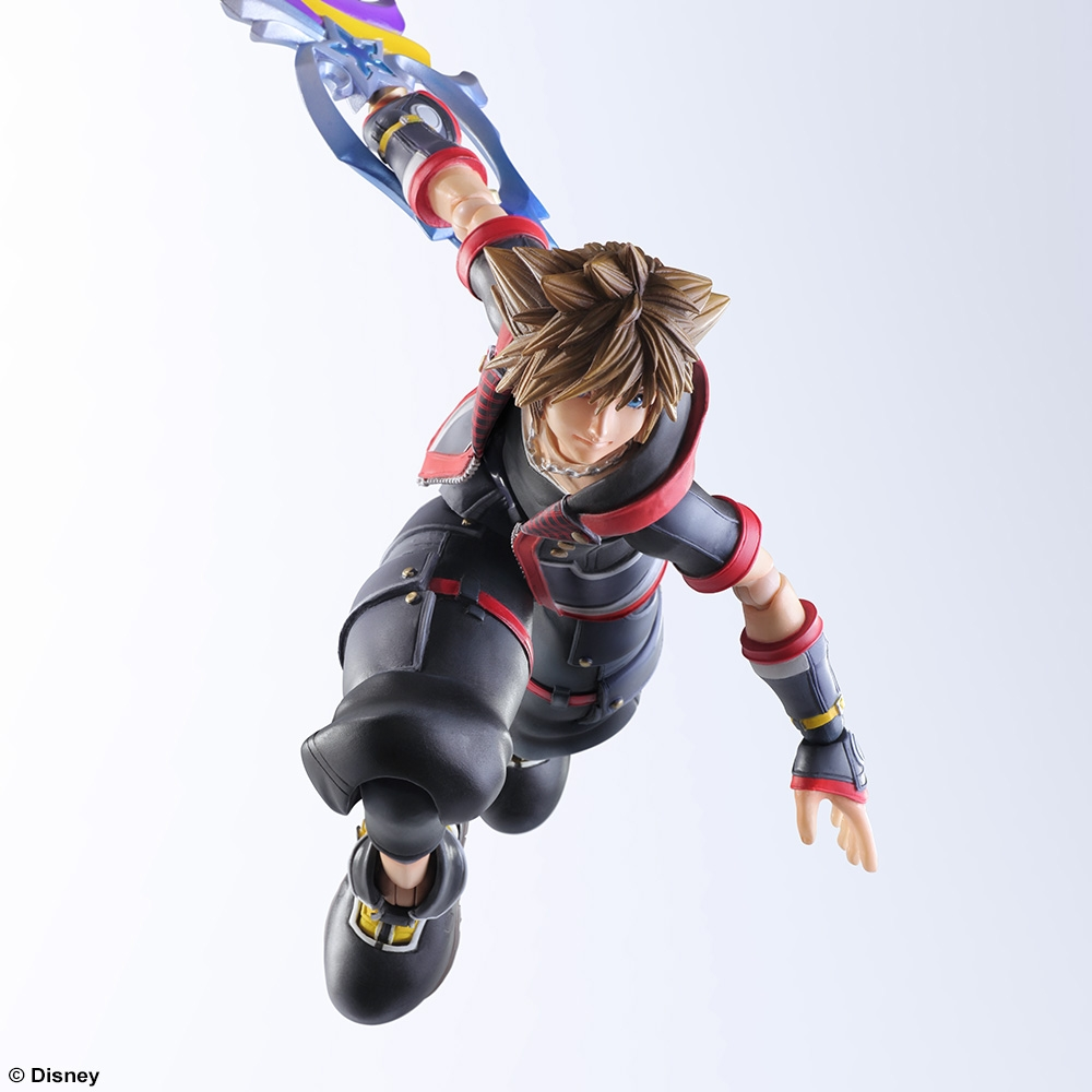 Sora Kingdom Hearts Image 745376: Kingdom Hearts Iii Sora Play Arts Kai 3