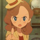 Lady Layton anime