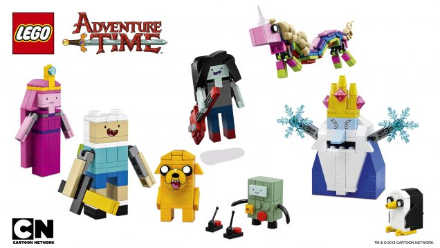 LEGO Hora de Aventuras sets