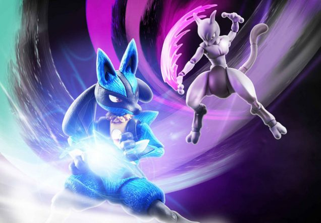 Pokémon Bandai Figura 6