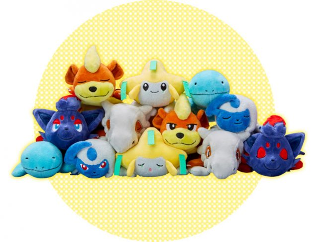 pokemon kuttari set