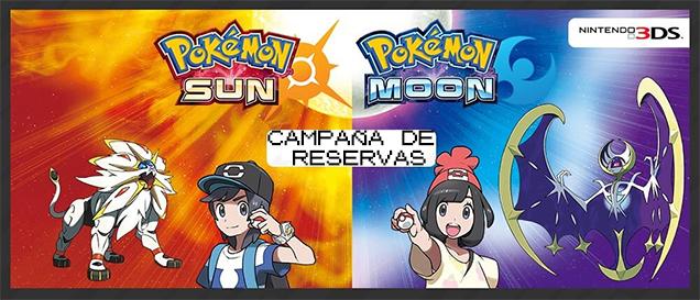 Pokemon Sol Luna - campaña promocional