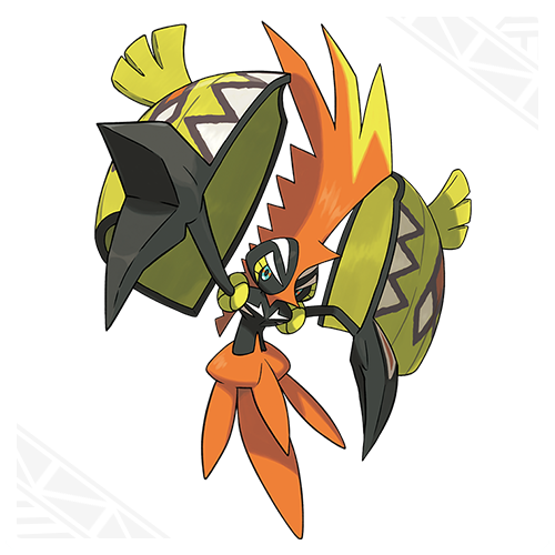 Tapu Koko Pokemon 1