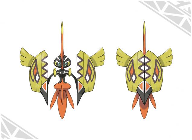 Tapu Koko Pokemon 2