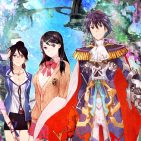 Tokyo Mirage Sessions FE - arte