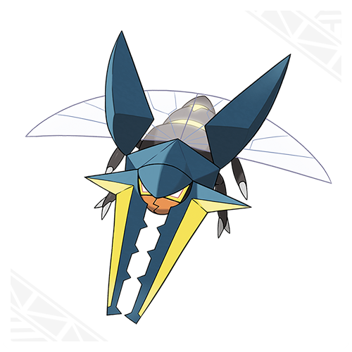 Vikavolt Pokemon 1
