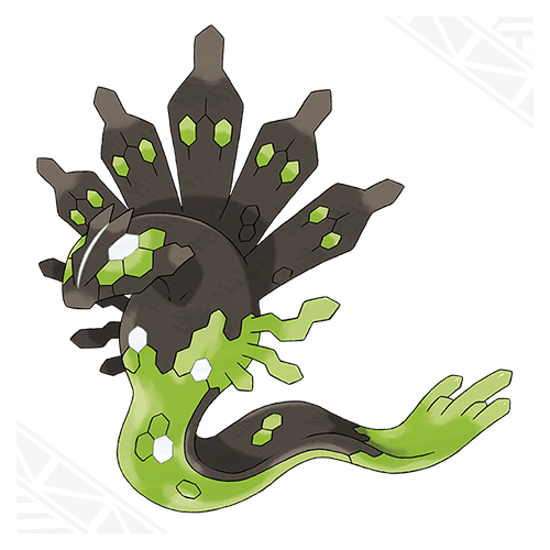 Zygarde 50 Pokemon Sol Luna