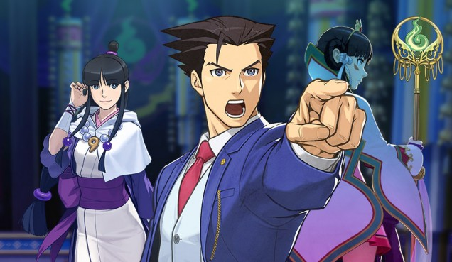 phoenix wright ace attorney spirit of justice