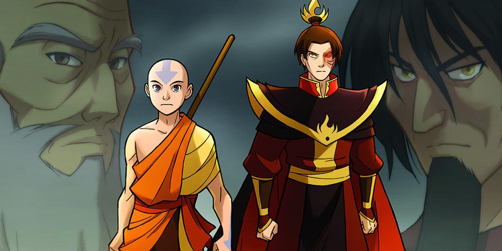 Reseña: 'Avatar: La Leyenda de Aang - The Promise'