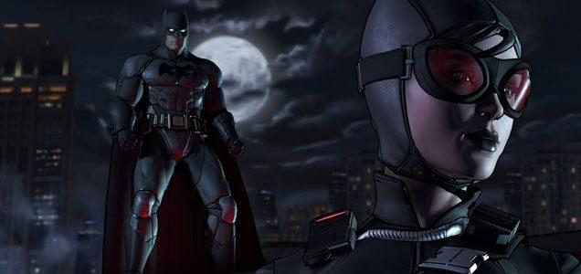batman: the telltale series 1