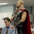 Captain America Civil War Team Thor