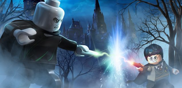 Deculture LEGO Harry Potter Años 1 4