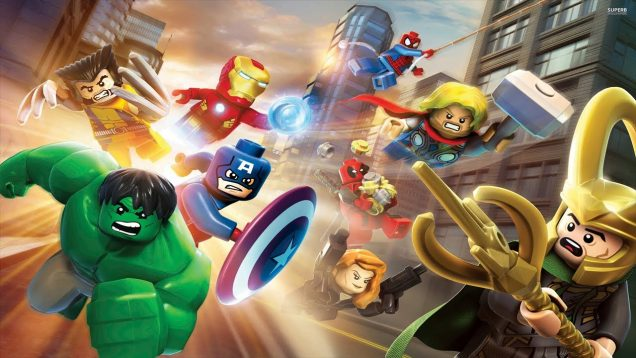 Deculture LEGO Marvel Superheroes