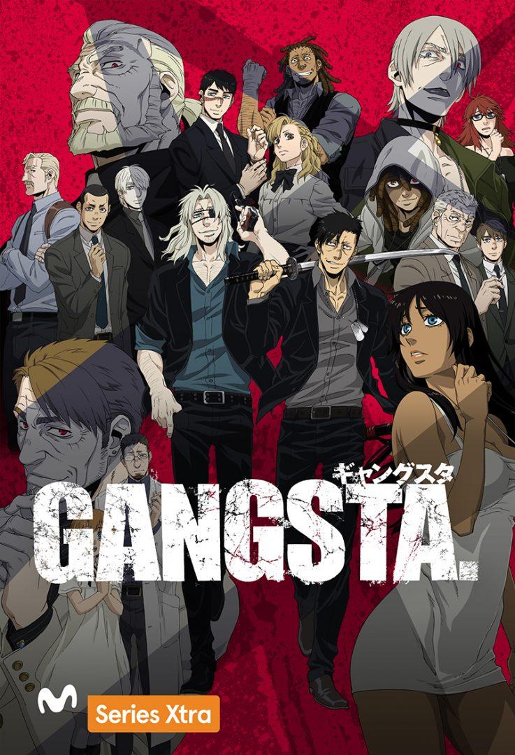 Gangsta poster España