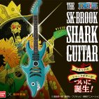 Guitarra de Brook - One Piece
