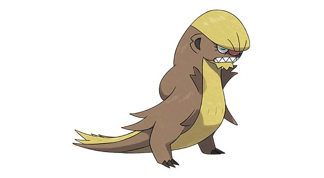 Gumshoos Pokemon