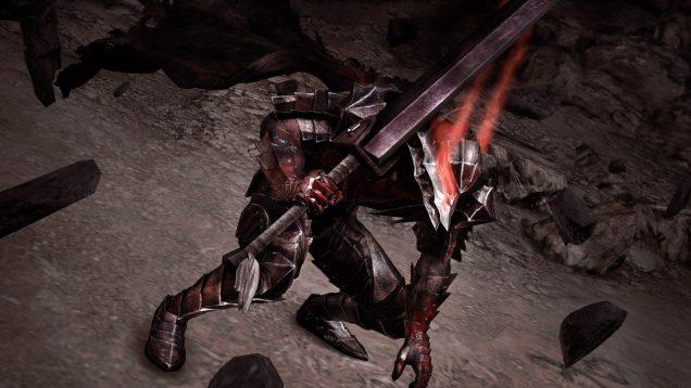Guts Berserker Berserk Warriors 03