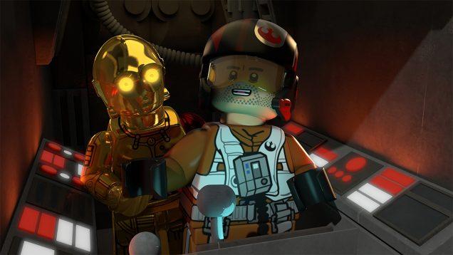 LEGO Star Wars VII El despertar de la fuerza 02