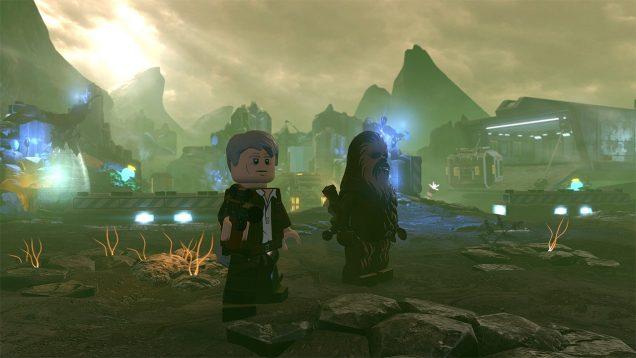 Lego Star Wars VII El Despertar de la Fuerza 03
