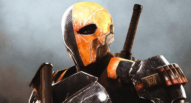Liga de la Justicia Deathstroke