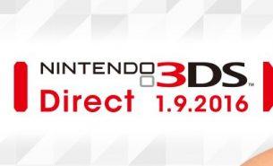 Nintendo Direct España 2016