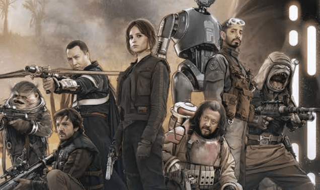 Star Wars Rogue One amiwis