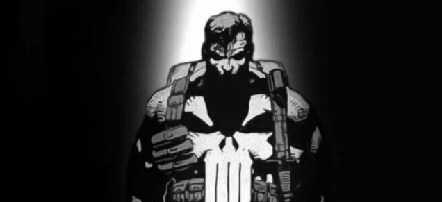 The Punisher Comic Genial
