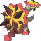 Turtonator - Pokémon Sol y Luna