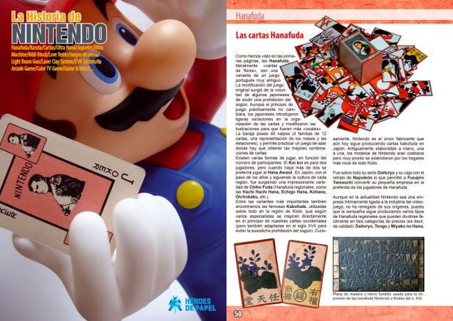 La historia de Nintendo - Héroes de Papel