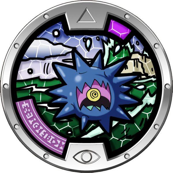 medalla erizlor yo-kai watch