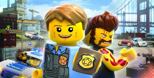 Lego City Undercover - PS4 Switch PC Xbox One