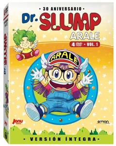 slump ¿12 capítulos de Dr. Slump a 40€? No gracias