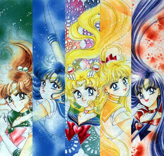 inner Sailor Moon, Pandora Hearts y Kuroshitsuji podrían estar a la vuelta de la esquina