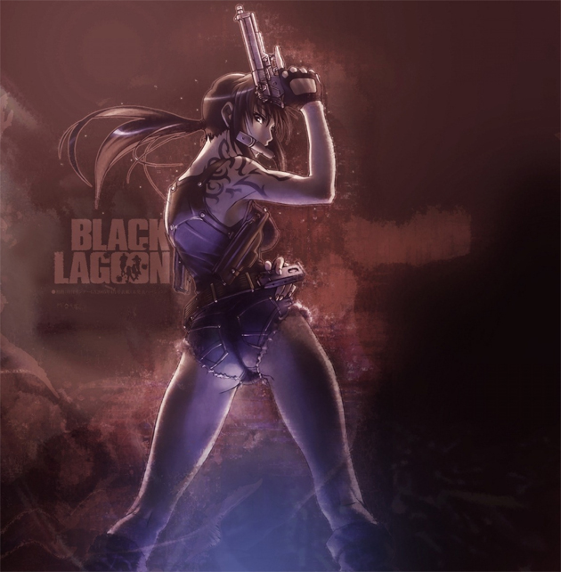 Post Oficial -- Black Lagoon -- Roberta's Blood Trail finales de 2013 en DVD y BR Black-lagoon