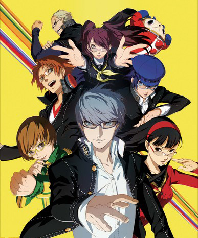 Persona 4 The golden imágenes