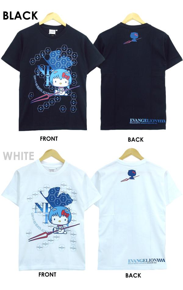 27df19f71 Camisetas de Hello Kitty x Evangelion