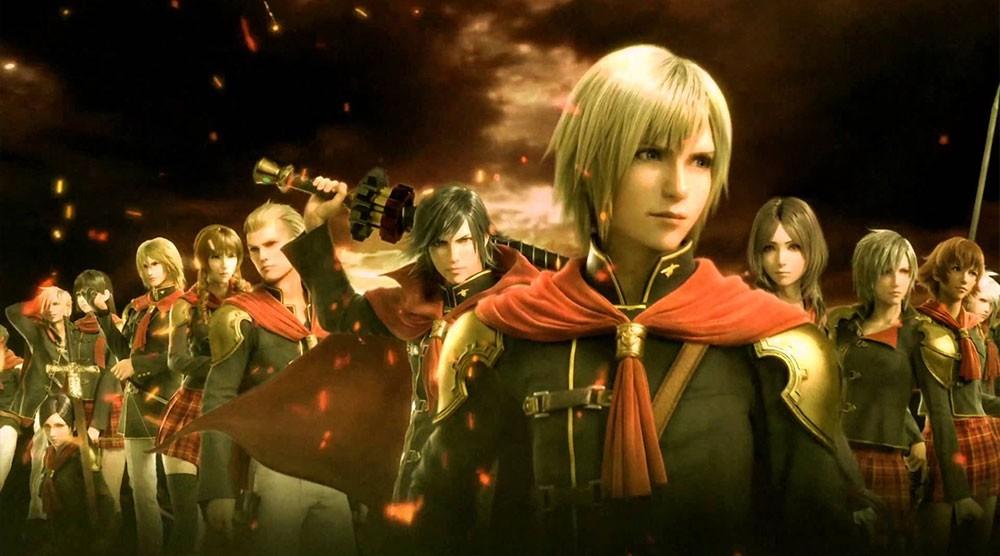 Análisis Final Fantasy Type 0