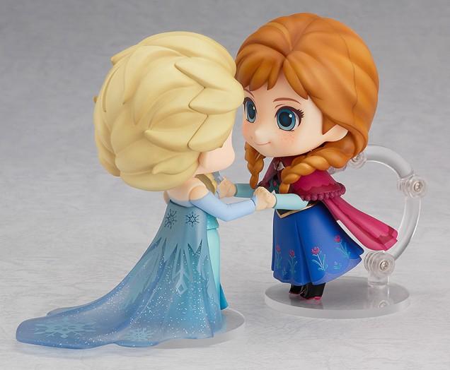 Nendoroid de Anna y Elsa, Frozen
