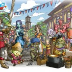 Dragon Quest X anunciado para PS4 y NX