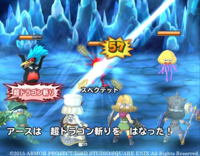Dragon Quest of the Stars para iOS