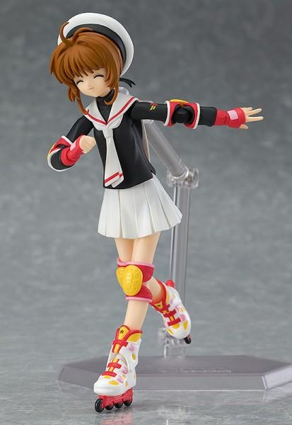 Figma Sakura Kinomoto School Uniform 002