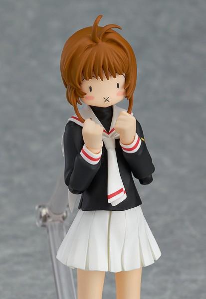 Figma Sakura Kinomoto School Uniform 005