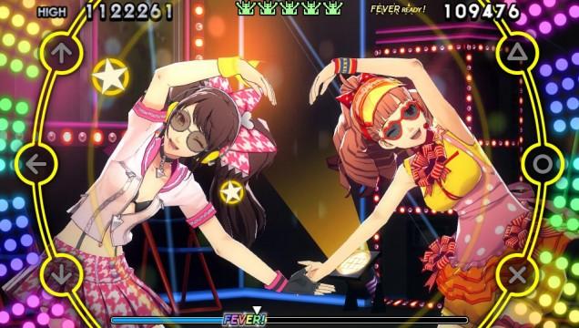 Kanami Mashita Persona 4 Dancing All night 3