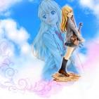 Figura de Kaori Miyazono (Your Lie in April), por GSC