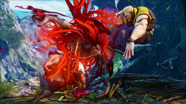 Necalii Street Fighter V 7