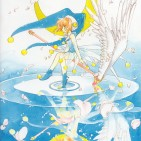 Cardcaptor Sakura blue star