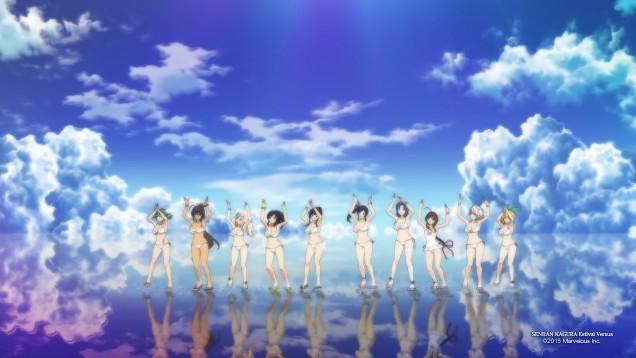 Senran Kagura Estival Versus Bikini