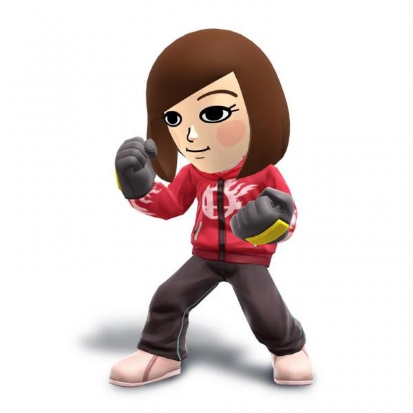 Chandal luchador Super Smash Bros 3DS Wii U