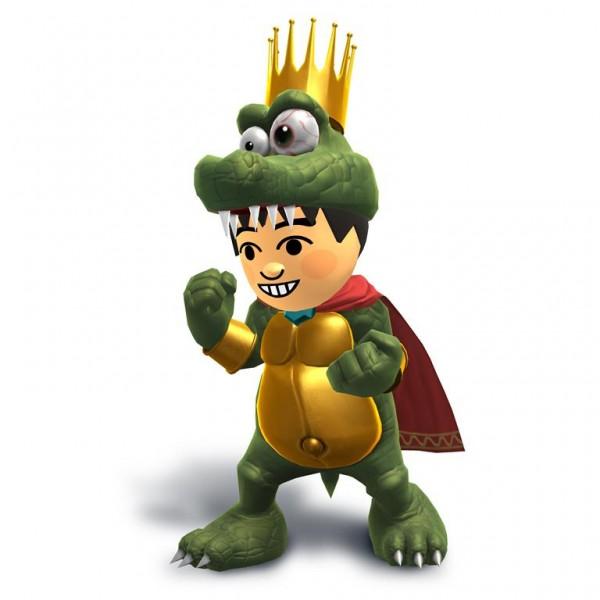 King K Rool en Super Smash Bros 3DS Wii U